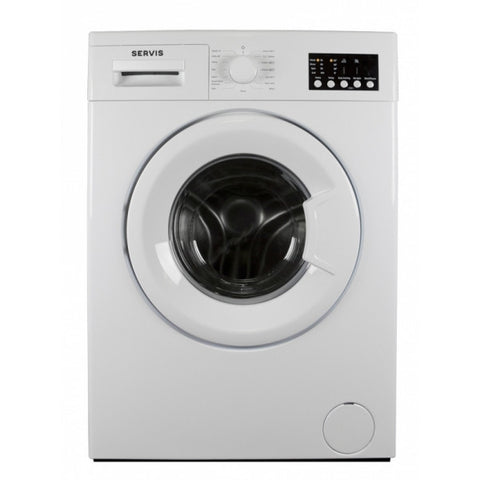 SERVIS WHITE 6KG 1200 SPIN WASHING MACHINE - MK Choices CIC