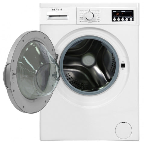 SERVIS WHITE 1200 SPIN 7KG WASHER DRYER WITH 5KG DRY CAPACITY - MK Choices CIC