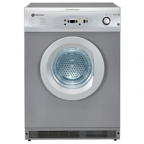 WHITE KNIGHT 6KG REVERSE ACTION VENTED SENSOR TUMBLE DRYER WITH DIGITAL DISPLAY - MK Choices CIC