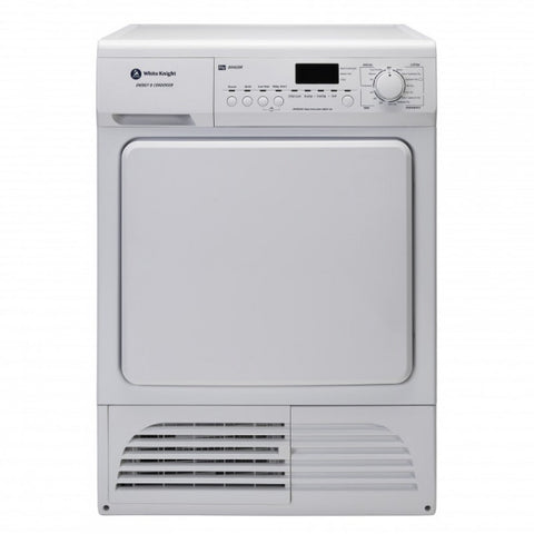WHITE KNIGHT 8KG SENSOR CONDENSER TUMBLE DRYER - MK Choices CIC