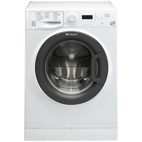 HOTPOINT WHITE 8KG 1400 SPIN WASHING MACHINE - MK Choices CIC