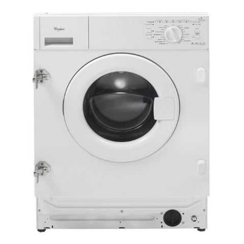 WHIRLPOOL 6KG 1200 SPIN BUILT IN WASHING MACHINE