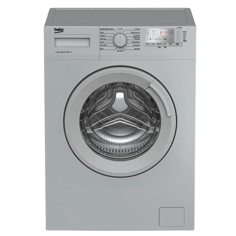 BEKO SILVER 7KG 1400 SPIN WASHING MACHINE