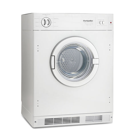 MONTPELLIER 7KG BUILT IN VENTED TUMBLE DRYER