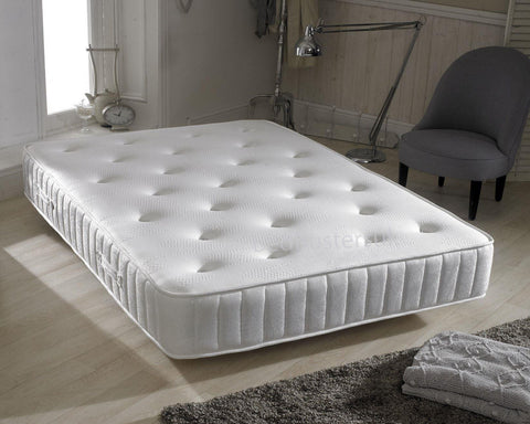 Memory Foam Open Sprung Mattress