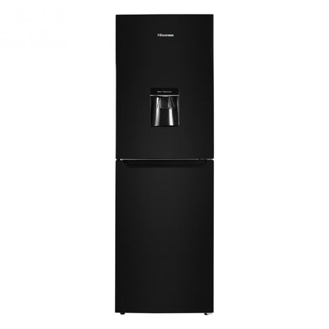 Hisense Freestanding Fridge Freezer with A+ Energy Rating in Black