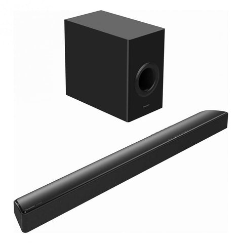 Panasonic 2.1 Channel Soundbar with Wireless Subwoofer
