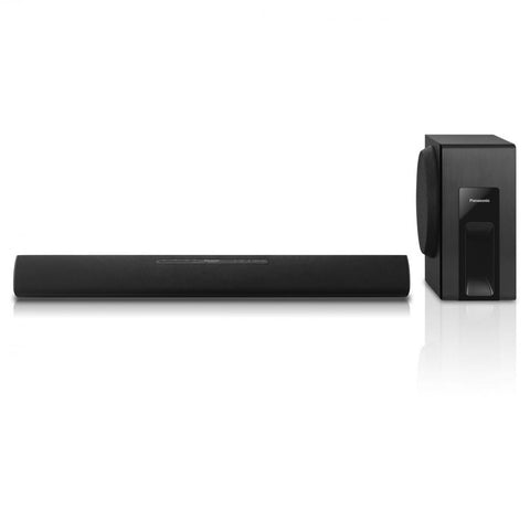 Panasonic 120W 2.1 Channel Soundbar with Subwoofer and Bluetooth