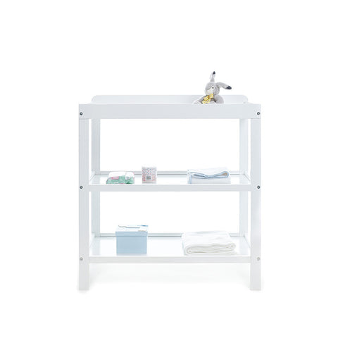 Open Changing Unit - White
