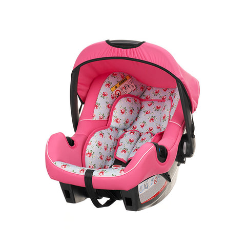 Hera Car Seat - Cottage Rose