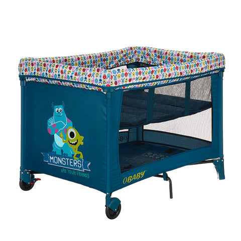 Disney Travel Cot - Monsters Inc