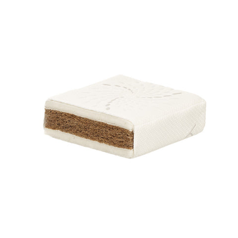 Cot Bed Mattress - Natural Coir/Wool