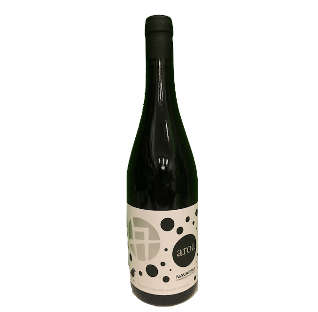 Aroa 2015, Garnacha Tinto, Navarra, Spain (no added sulphites) - Organic Wine Club