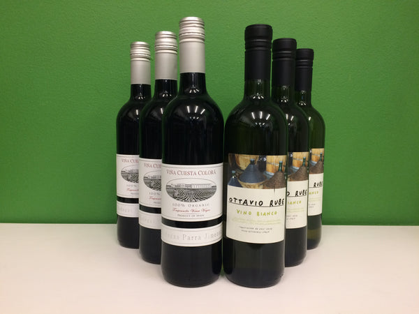 Simply Christmas European Wines