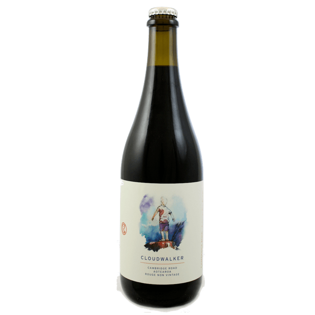 Cambridge Road Cloudwalker Rouge 2015 Martinborough, New Zealand - Wine Sulphites - Sulphite Free Wines
