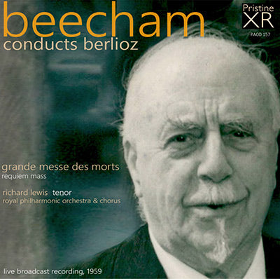 BEECHAM conducts the Berlioz Requiem