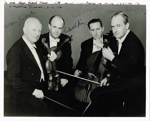 Hungarian Quartet