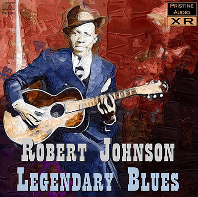 ROBERT JOHNSON Legendary Blues, Volume 1 - PABL001