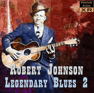 ROBERT JOHNSON Legendary Blues, Volume 2 - PABL002