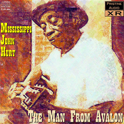 MISSISSIPPI JOHN HURT The Man From Avalon - PABL004