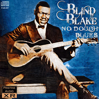 BLIND BLAKE No Dough Blues - PABL007
