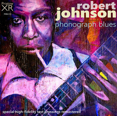 ROBERT JOHNSON Phonograph Blues - PABL010