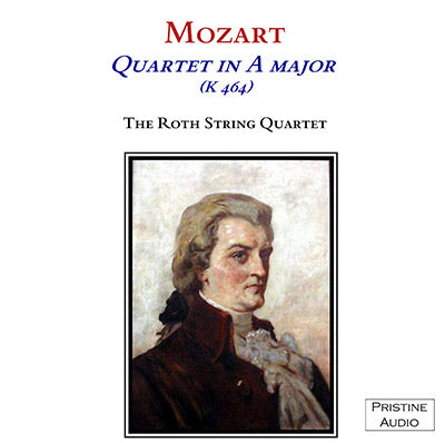 "ROTH QUARTET Mozart: Quartet No. 18 in A, ""Drum"", K.464 (1935) - PACM003"