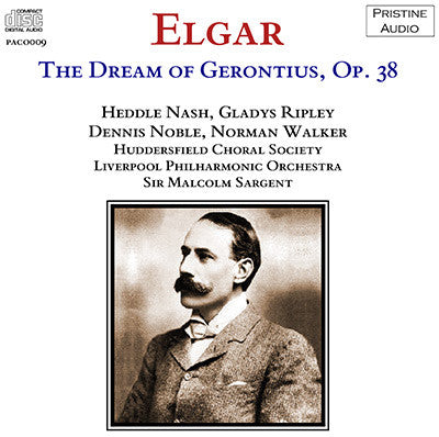 SARGENT Elgar: The Dream of Gerontius (1945) - PACO009