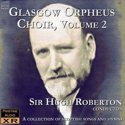 GLASGOW ORPHEUS CHOIR Volume Two (1940s-1951) - PACO023