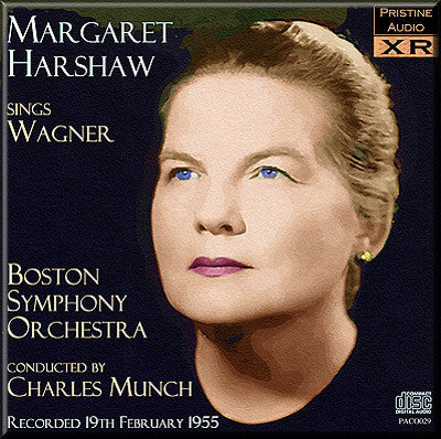 HARSHAW sings Wagner (1955) - PACO029