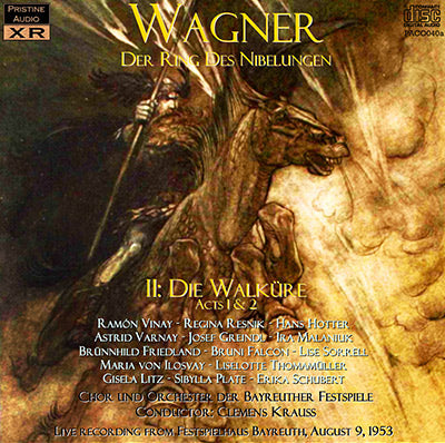 KRAUSS Wagner Ring Cycle: 2. Die Walküre (1953) - PACO040