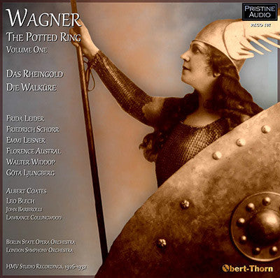 WAGNER The Potted Ring (1926-32) - PABX011