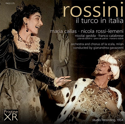 CALLAS Rossini: Il Turco in Italia (1954) - PACO175