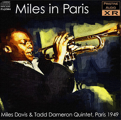 MILES DAVIS Miles in Paris (1949) - PAJZ004