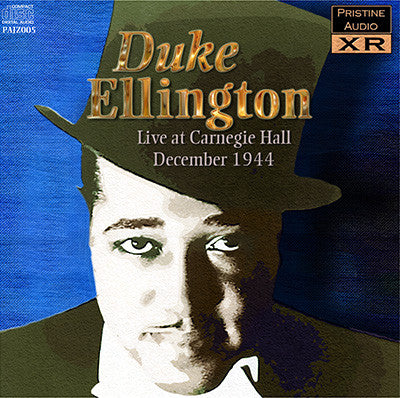 DUKE ELLINGTON Live at Carnegie Hall (1944) - PAJZ005