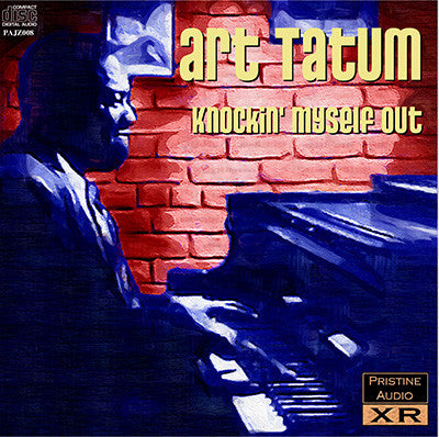ART TATUM Knockin' Myself Out (1941-56) - PAJZ008