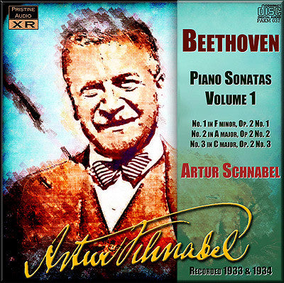 SCHNABEL Beethoven: Complete Piano Sonatas and more - PABX006
