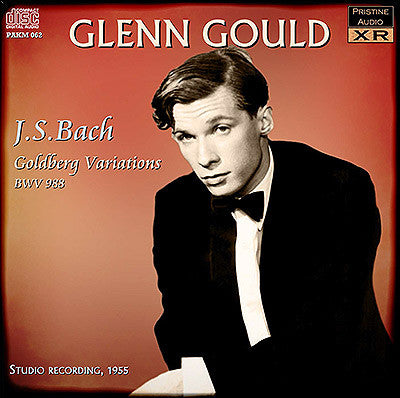 GOULD Bach: Goldberg Variations (1955) - PAKM062