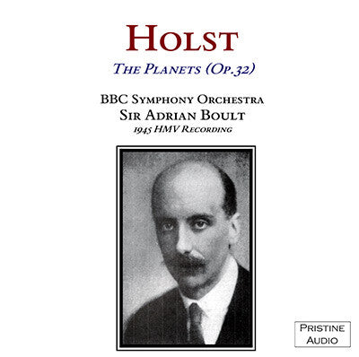BOULT Holst: The Planets (1945) - PASC006