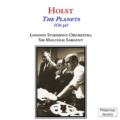 SARGENT Holst: The Planets (1954) - PASC010