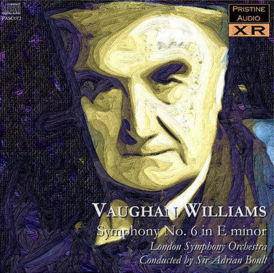BOULT Vaughan Williams - Symphony No. 6 (1949) - PASC072