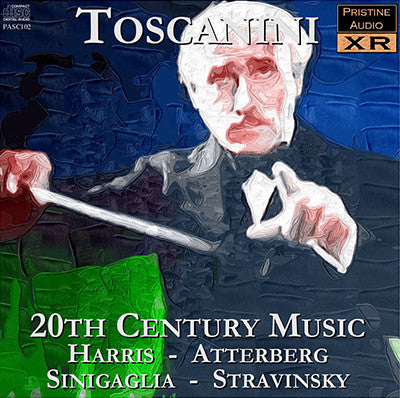 TOSCANINI conducts 20th Century Music (1940-47) - PASC102