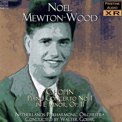 MEWTON-WOOD Chopin: Piano Concerto No. 1 (1951) - PASC114