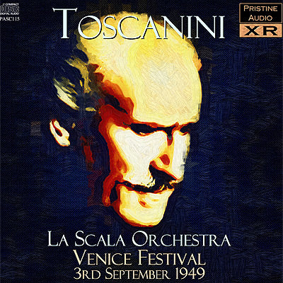 TOSCANINI at the Venice Festival (1949) - PASC115
