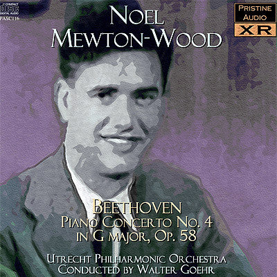 MEWTON-WOOD Beethoven: Piano Concerto No. 4 (1952) - PASC116