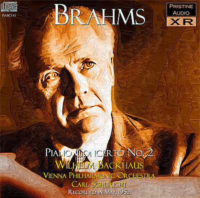 BACKHAUS Brahms: Piano Concerto No. 2 (1952) - PASC141