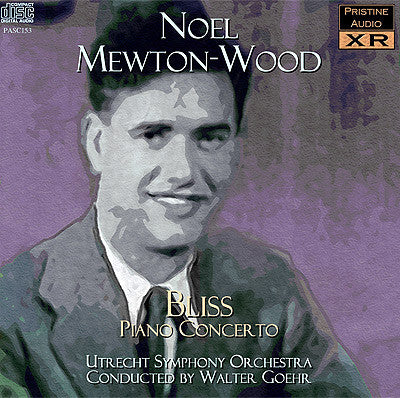 MEWTON-WOOD Bliss: Piano Concerto (1952) - PASC153