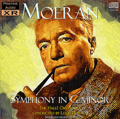 HEWARD Moeran: Symphony in G minor (1942) - PASC180