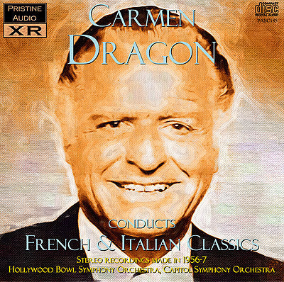 DRAGON conducts French and Italian Classics (1956/57) - PASC185