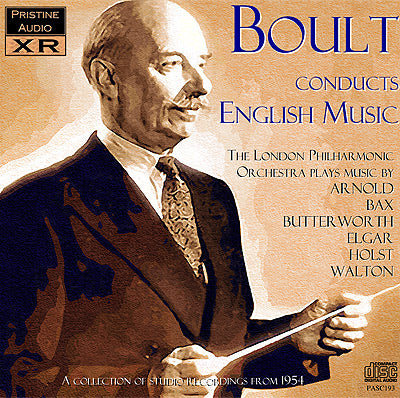 BOULT conducts English Music (1954) - PASC193